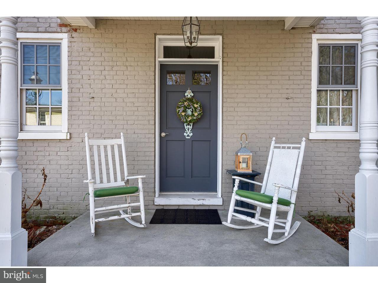 Частный односемейный дом для того Продажа на 35 MILL Street Vincentown, Нью-Джерси 08088 Соединенные Штаты