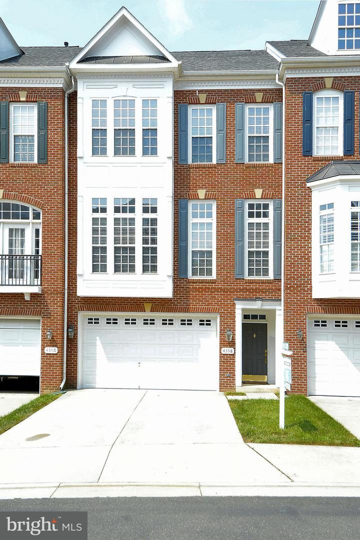 Other Residential for Rent at 4358 Patriot Park Ct Fairfax, Virginia 22030 United States
