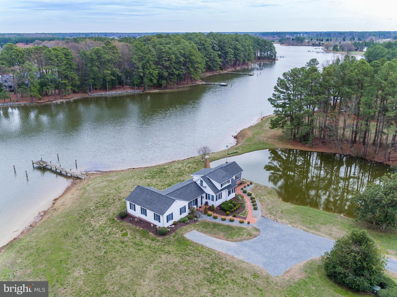Einfamilienhaus für Verkauf beim 9401 New Road 9401 New Road McDaniel, Maryland 21647 Vereinigte Staaten