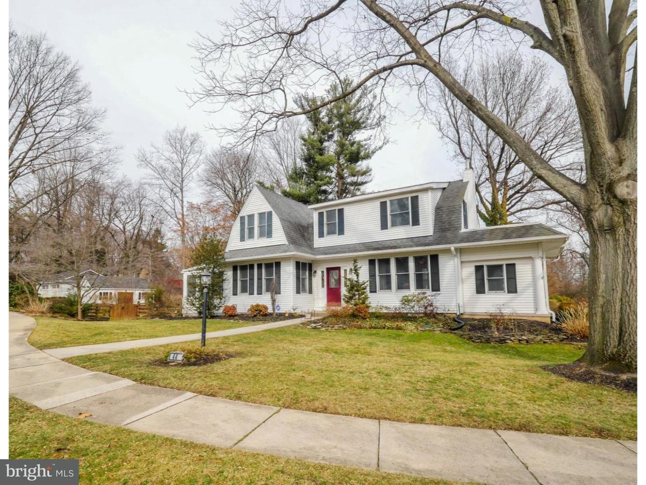 Single Family Home for Sale at 44 FAIRVIEW Avenue Morrisville, Pennsylvania 19067 United States