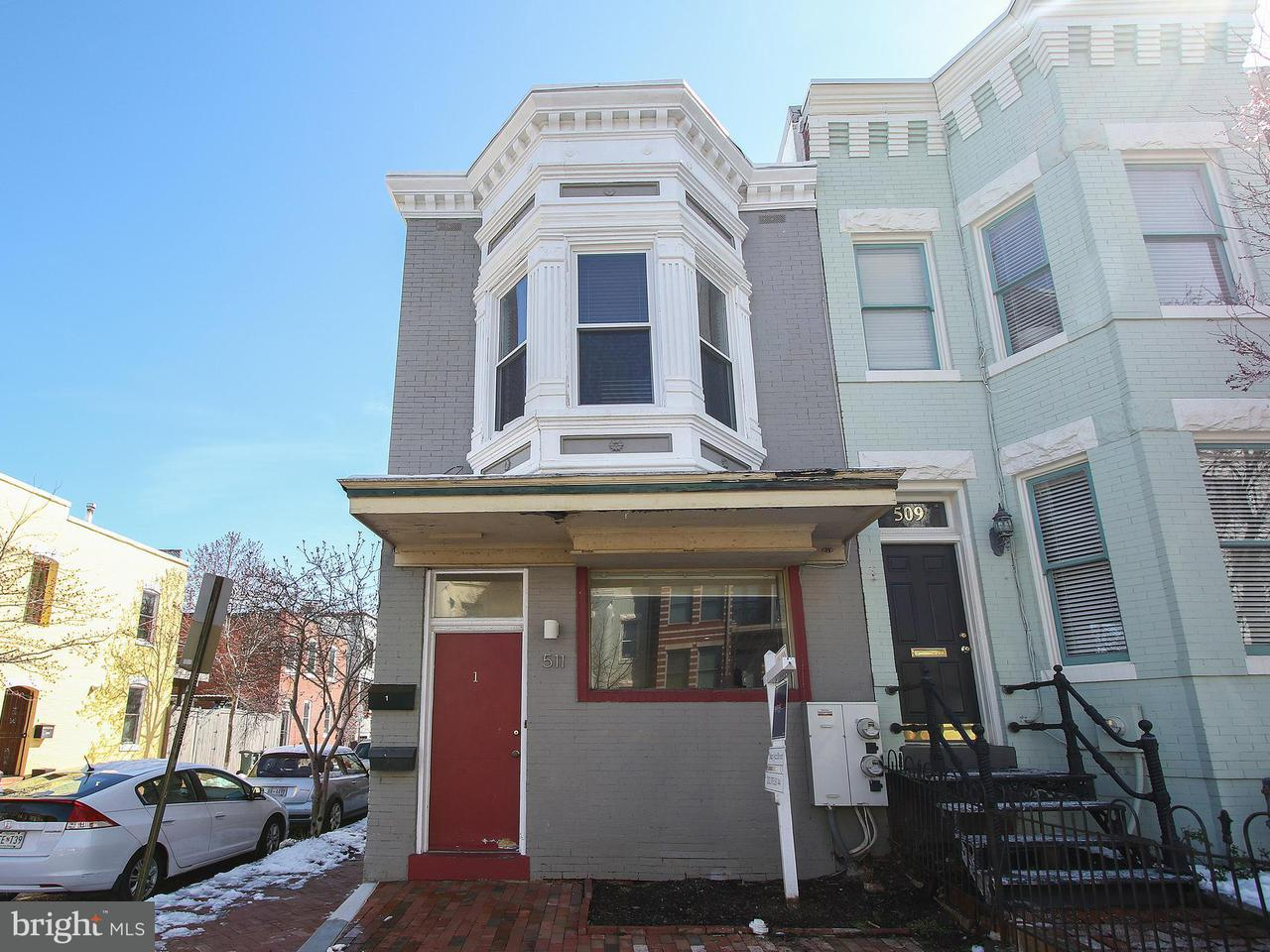 Townhouse for Sale at 511 6th St Ne 511 6th St Ne Washington, District Of Columbia 20002 United States