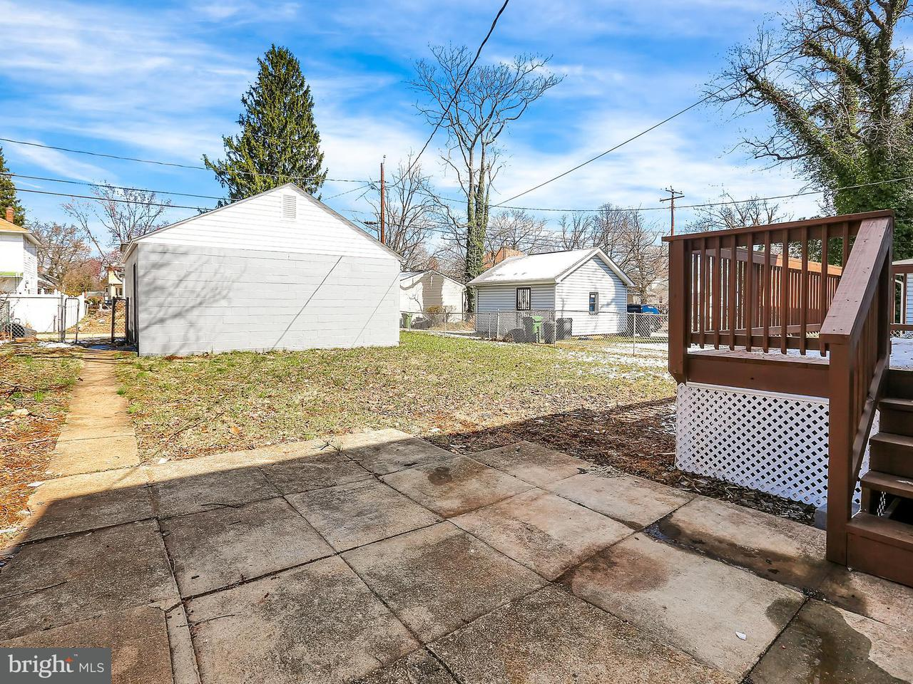 Single Family for Sale at 5502 Fernpark Ave Baltimore, Maryland 21207 United States