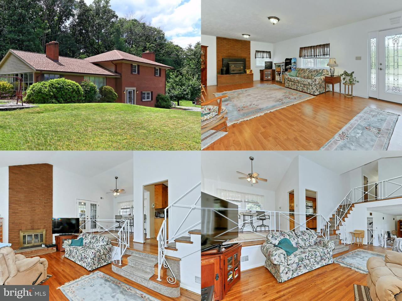 Photo of home for sale at 11615 Olympic Drive, Manassas VA