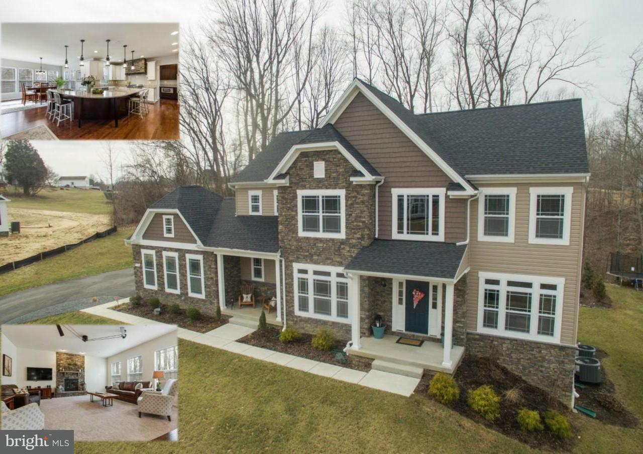 Single Family Home for Sale at 3180 Yellowfin Court 3180 Yellowfin Court Huntingtown, Maryland 20639 United States