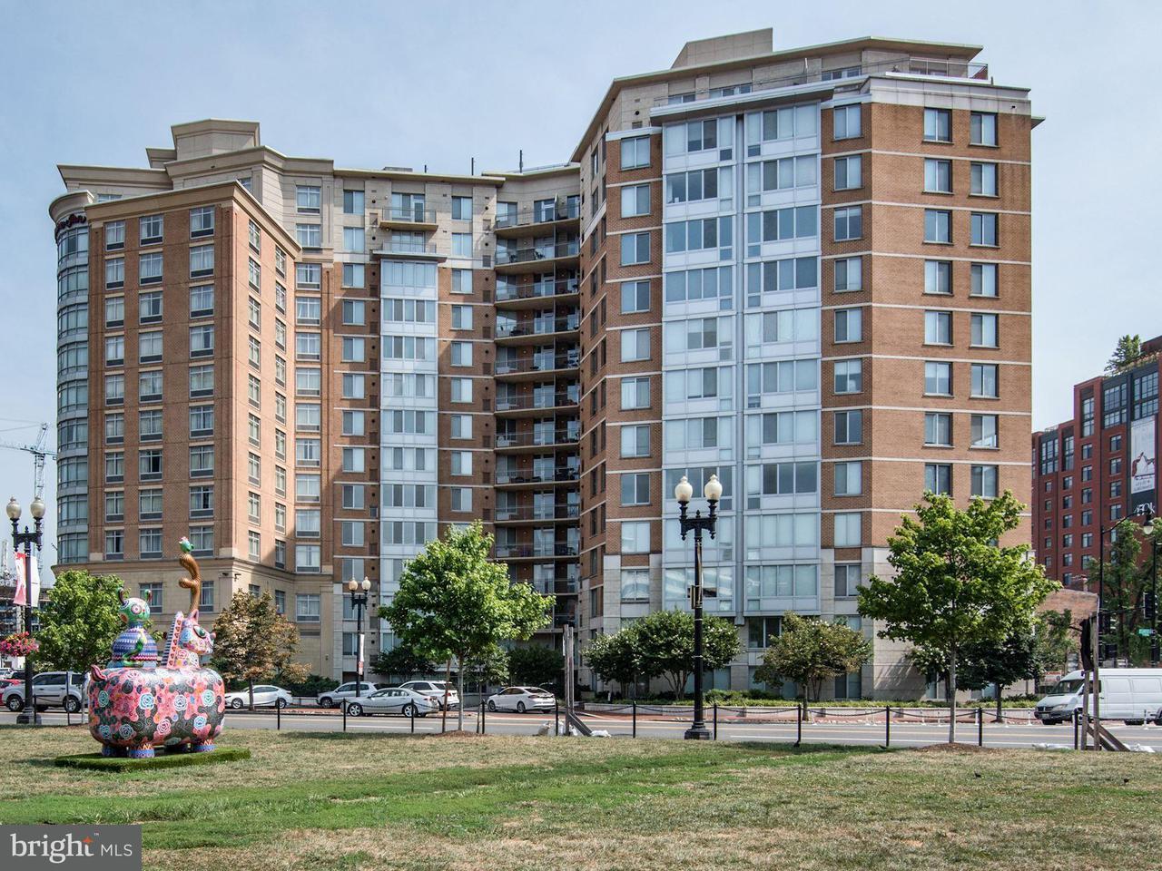 Condominium for Sale at 555 Massachusetts Ave Nw #815 555 Massachusetts Ave Nw #815 Washington, District Of Columbia 20001 United States