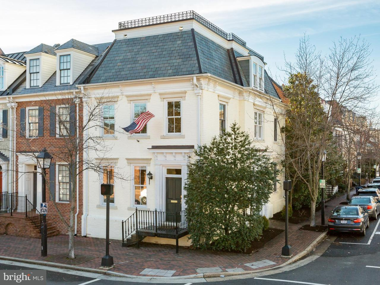 Single Family for Sale at 130 Columbus St N Alexandria, Virginia 22314 United States
