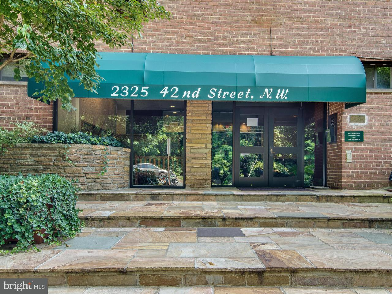 Single Family for Sale at 2325 42nd St NW #209 Washington, District Of Columbia 20007 United States