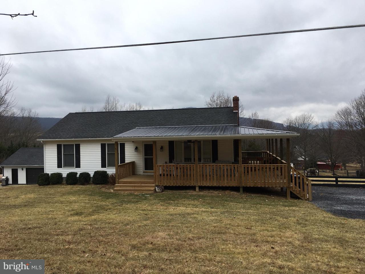Single Family for Sale at 638 Hawksbill Park Rd Stanley, Virginia 22851 United States