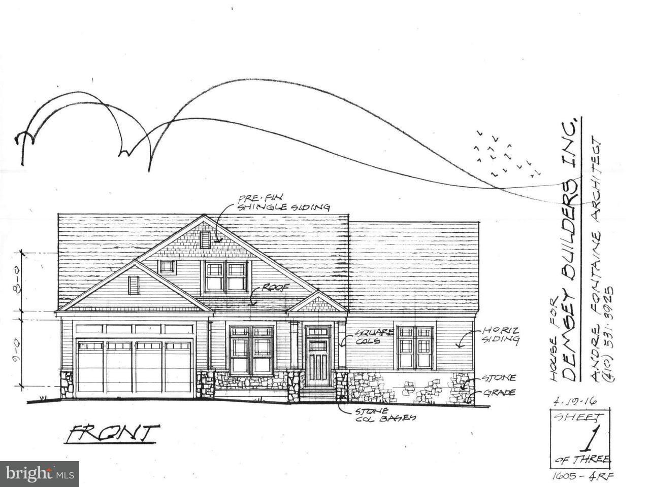 Single Family Home for Sale at 3089 Newington Drive 3089 Newington Drive Riva, Maryland 21140 United States