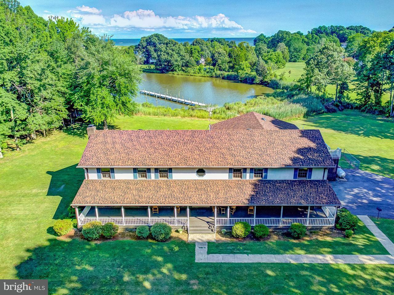 独户住宅 为 销售 在 5966 Tyler Road 5966 Tyler Road Deale, 马里兰州 20751 美国