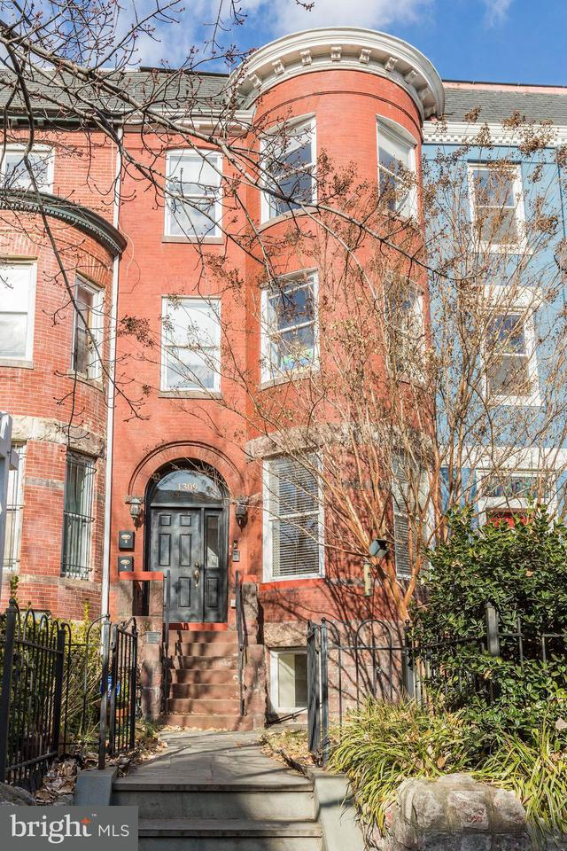 Single Family for Sale at 1309 Fairmont St NW #a Washington, District Of Columbia 20009 United States