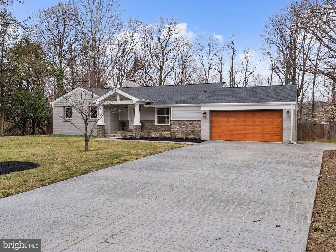 Villa per Vendita alle ore 6920 Cherry Lane 6920 Cherry Lane Annandale, Virginia 22003 Stati Uniti