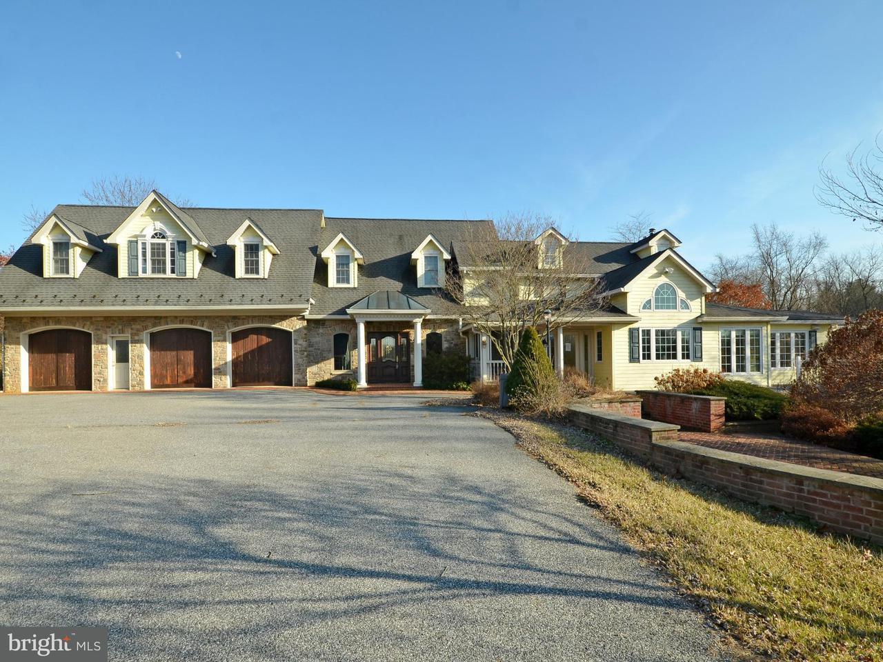 Casa Unifamiliar por un Venta en 2601 Cotter Road 2601 Cotter Road Manchester, Maryland 21102 Estados Unidos