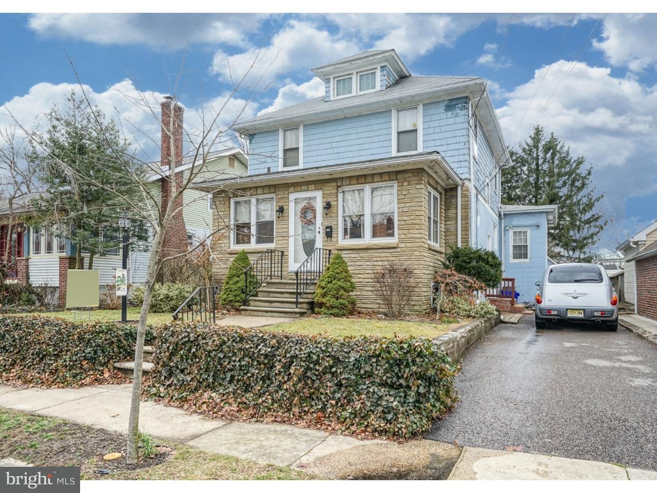 独户住宅 为 销售 在 113 SPRING Street Woodbury, 新泽西州 08096 美国