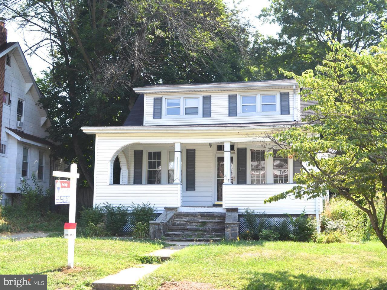 Single Family for Sale at 233 Mallow Hill Rd Baltimore, Maryland 21229 United States