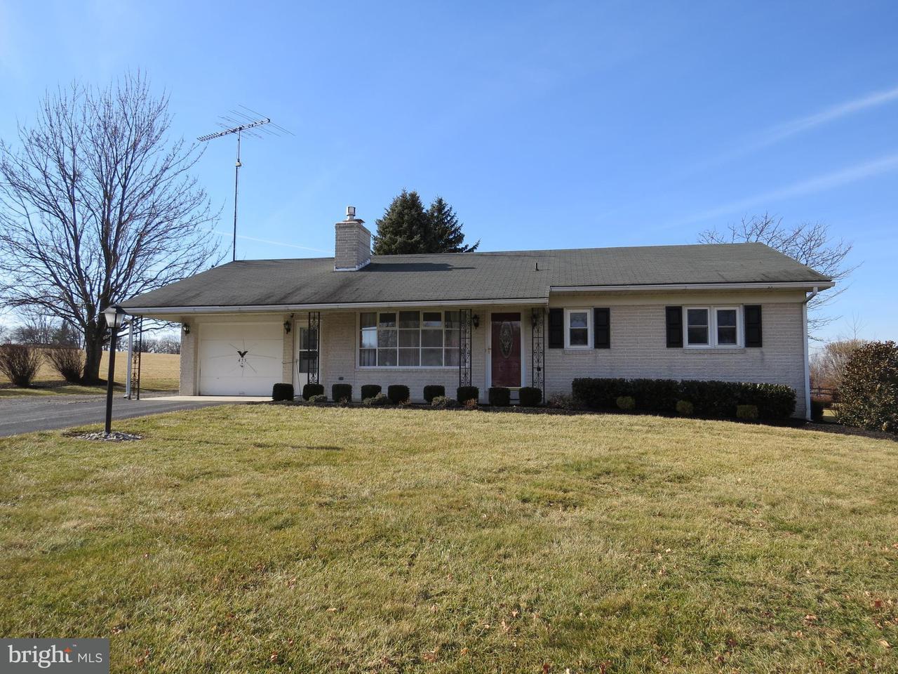 Single Family for Sale at 455 Glenville Rd Glenville, Pennsylvania 17329 United States