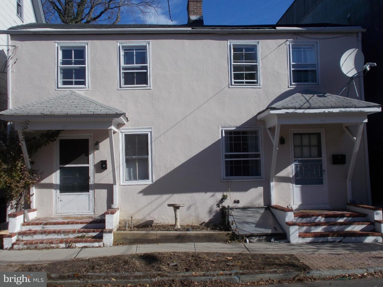 Casa unifamiliar adosada (Townhouse) por un Venta en 20-22 CHARLTON Street Princeton, Nueva Jersey 08540 Estados UnidosEn/Alrededor: Princeton