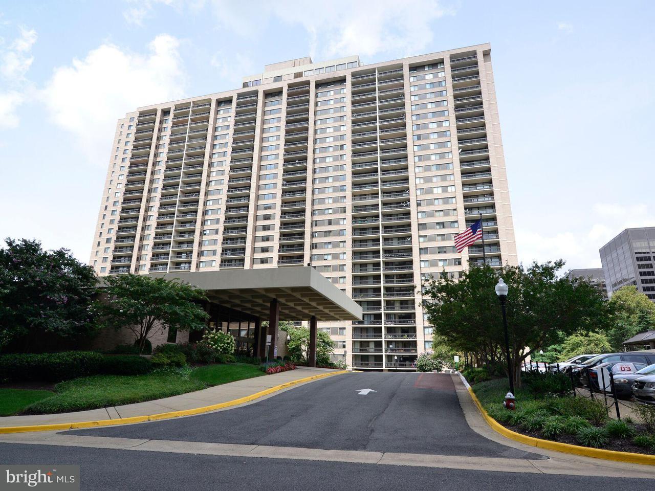 Appartement en copropriété pour l Vente à 5505 Seminary Rd #2512n 5505 Seminary Rd #2512n Falls Church, Virginia 22041 États-Unis