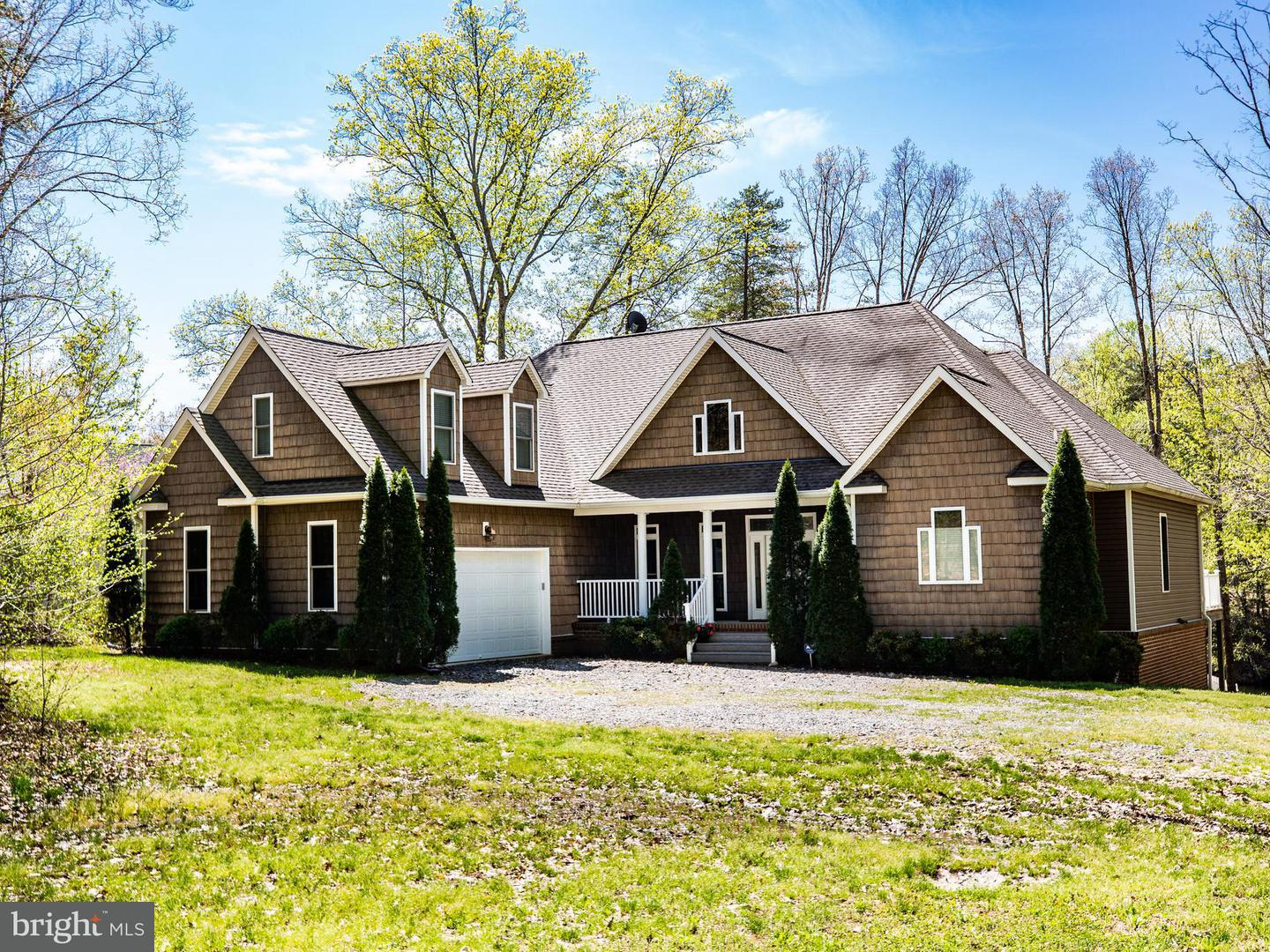 Single Family for Sale at 161 Rose Cir Bumpass, Virginia 23024 United States