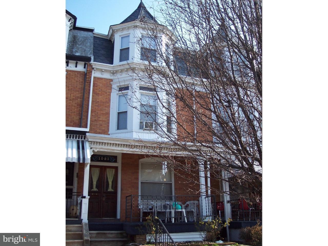 独户住宅 为 销售 在 1021 N 5TH Street 雷丁, 宾夕法尼亚州 19601 美国
