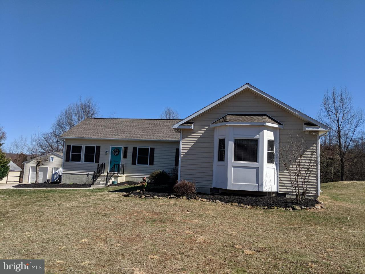 Single Family for Sale at 760 Tryme Rd Reva, Virginia 22735 United States