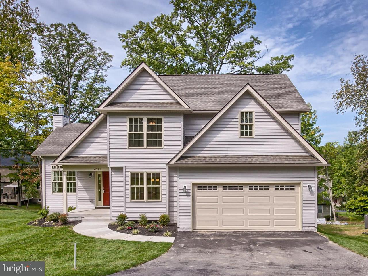 Single Family Home for Sale at 3350 Eclipse Drive 3350 Eclipse Drive Jefferson, Maryland 21755 United States