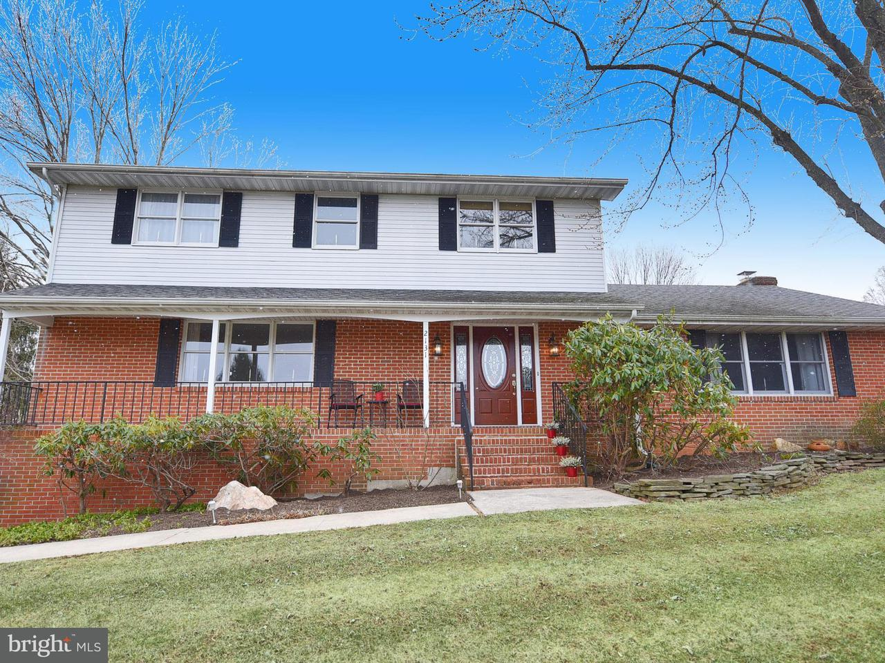 Single Family Home for Sale at 2131 Bellvale Road 2131 Bellvale Road Fallston, Maryland 21047 United States