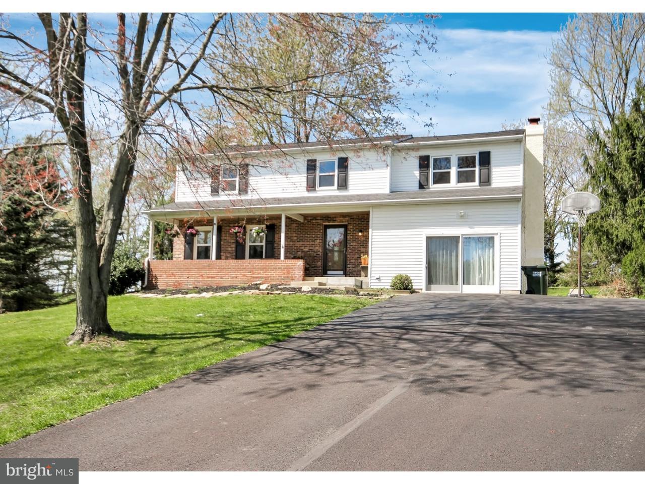 Maison unifamiliale pour l Vente à 5 NOVA Lane West Grove, Pennsylvanie 19390 États-Unis
