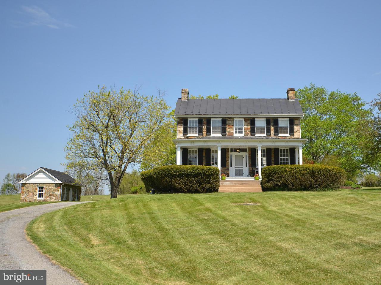 Casa Unifamiliar por un Venta en 40266 Water Street 40266 Water Street Waterford, Virginia 20197 Estados Unidos
