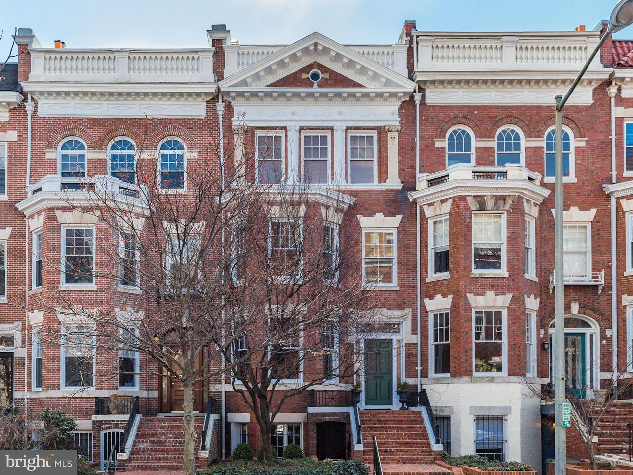 Single Family for Sale at 1854 Kalorama Rd NW Washington, District Of Columbia 20009 United States