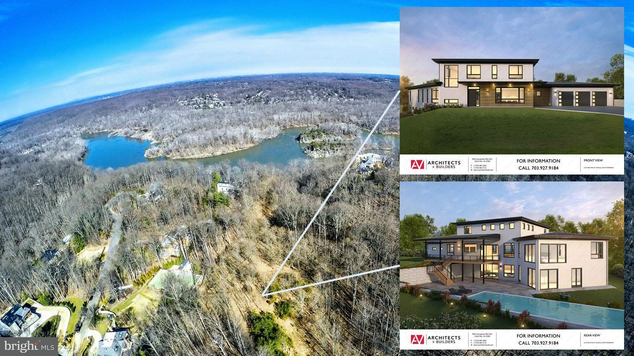 Land for Sale at 736 Gold Mine Road 736 Gold Mine Road McLean, Virginia 22102 United States