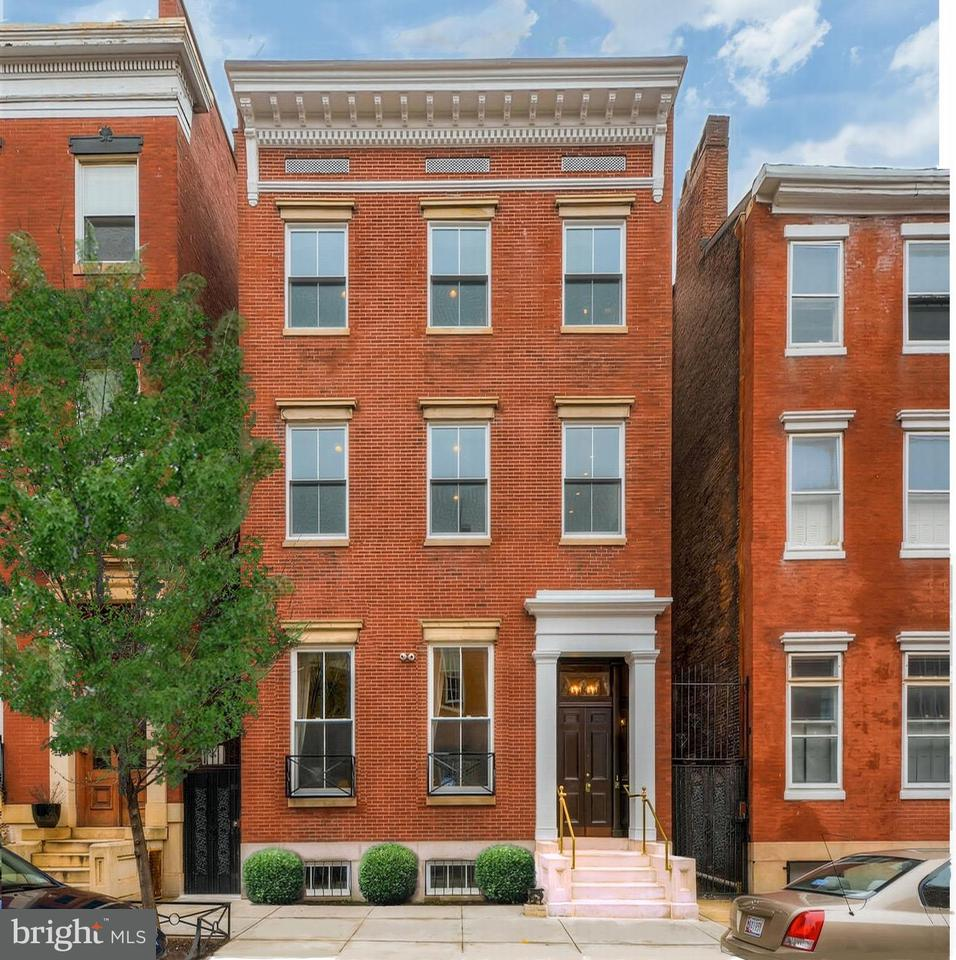 Other Residential for Sale at 708 Park Ave Baltimore, Maryland 21201 United States