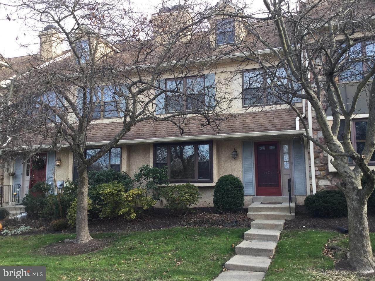 Townhouse for Rent at 1175 HEYWARD RD #46 Chesterbrook, Pennsylvania 19087 United States