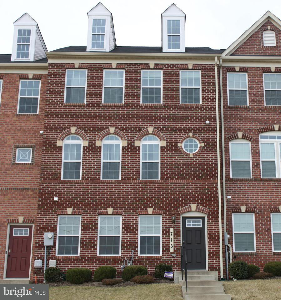 Other Residential for Rent at 715 Addison Rd S Capitol Heights, Maryland 20743 United States