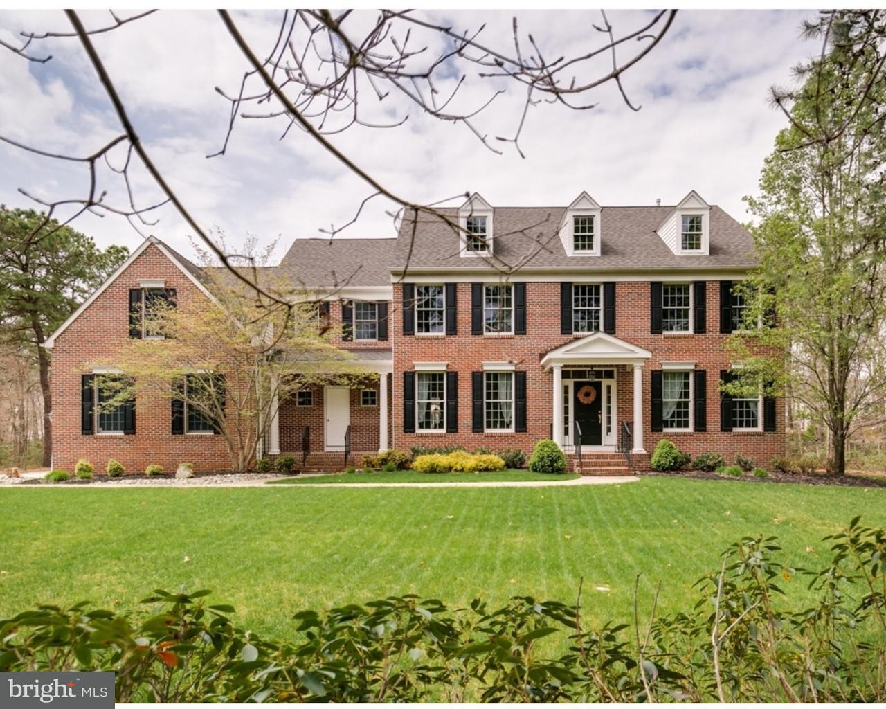 Частный односемейный дом для того Продажа на 18 CATAMOUNT Drive Medford, Нью-Джерси 08055 Соединенные Штаты