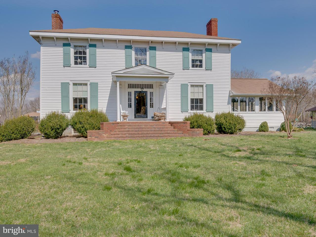 Farm for Sale at 12020 Fredericksburg Tpke Woodford, Virginia 22580 United States