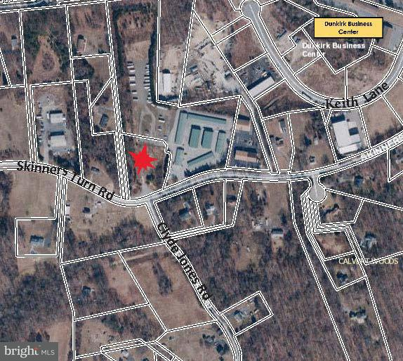 Land for Sale at 1025 Skinners Turn Rd Owings, Maryland 20736 United States