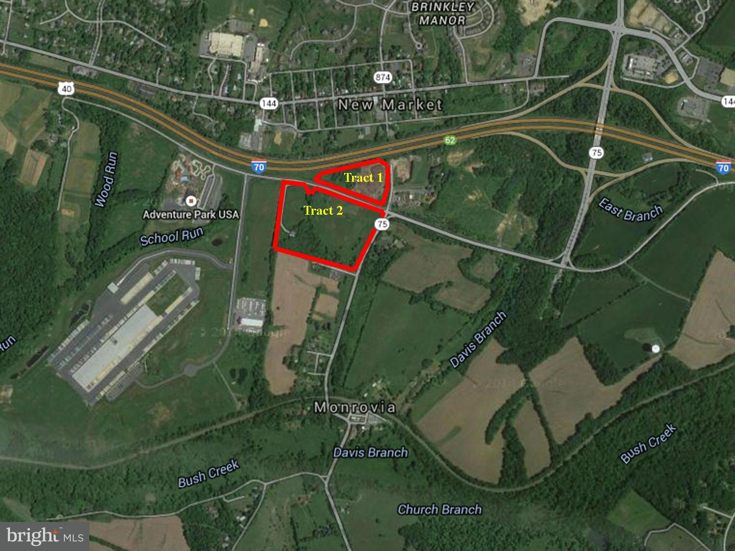 Land for Sale at Baldwin Road West Monrovia, Maryland 21770 United States
