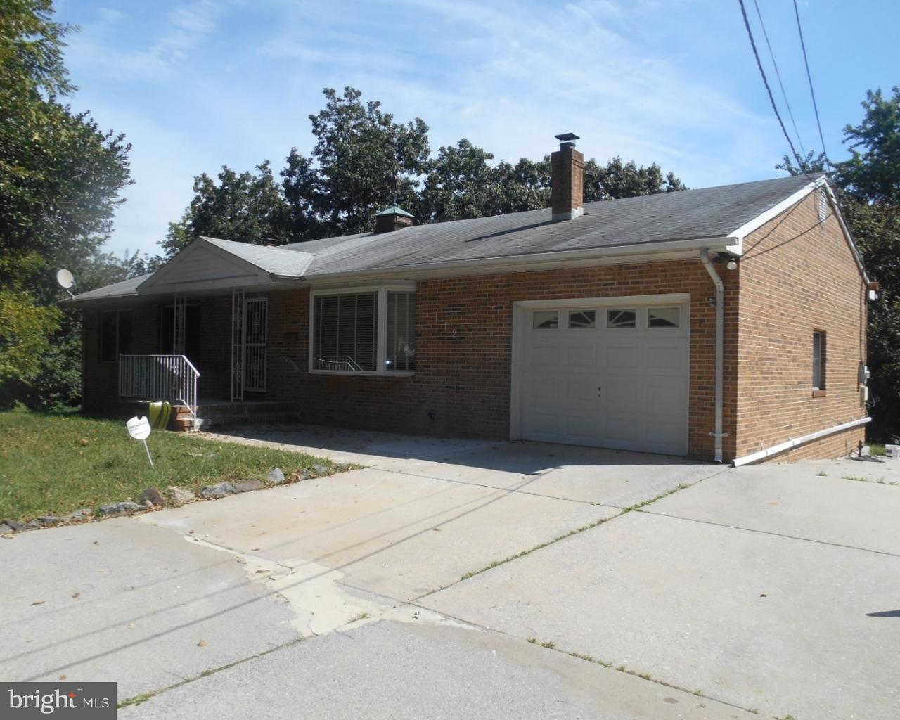 Eensgezinswoning voor Verkoop een t 112 MOTT Street Lawnside, New Jersey 08045 Verenigde Staten