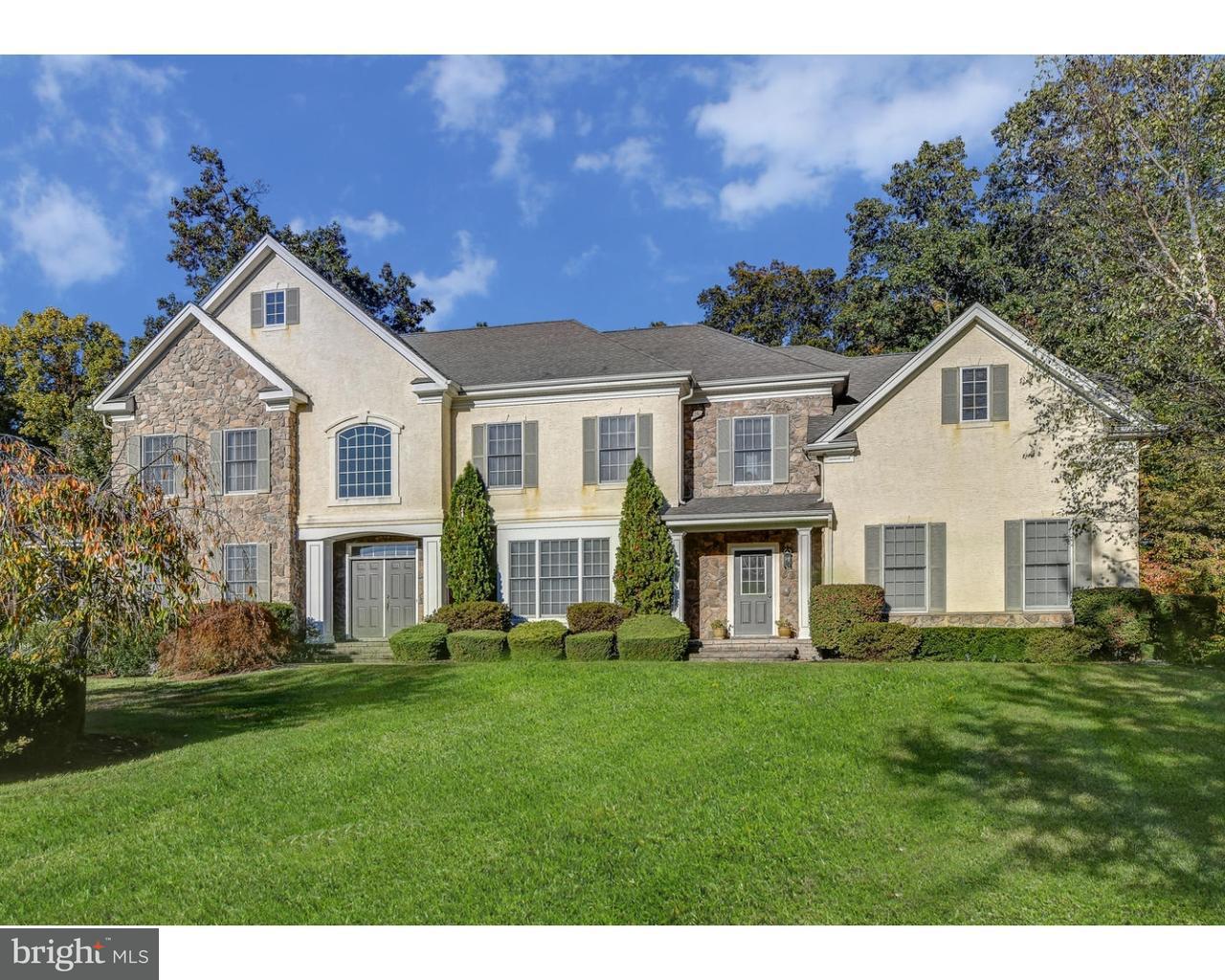 Частный односемейный дом для того Продажа на 10 ICHABOD Lane Allentown, Нью-Джерси 08501 Соединенные ШтатыВ/Около: Upper Freehold Township
