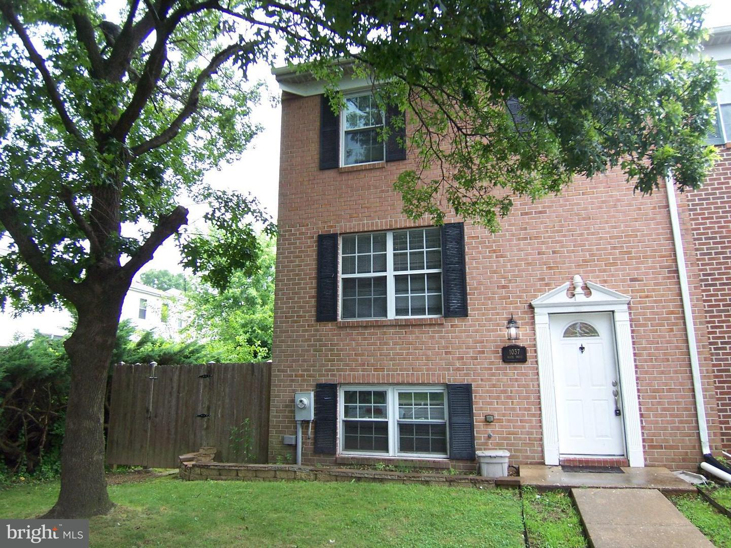 Other Residential for Rent at 1037 Agate Dr Edgewood, Maryland 21040 United States