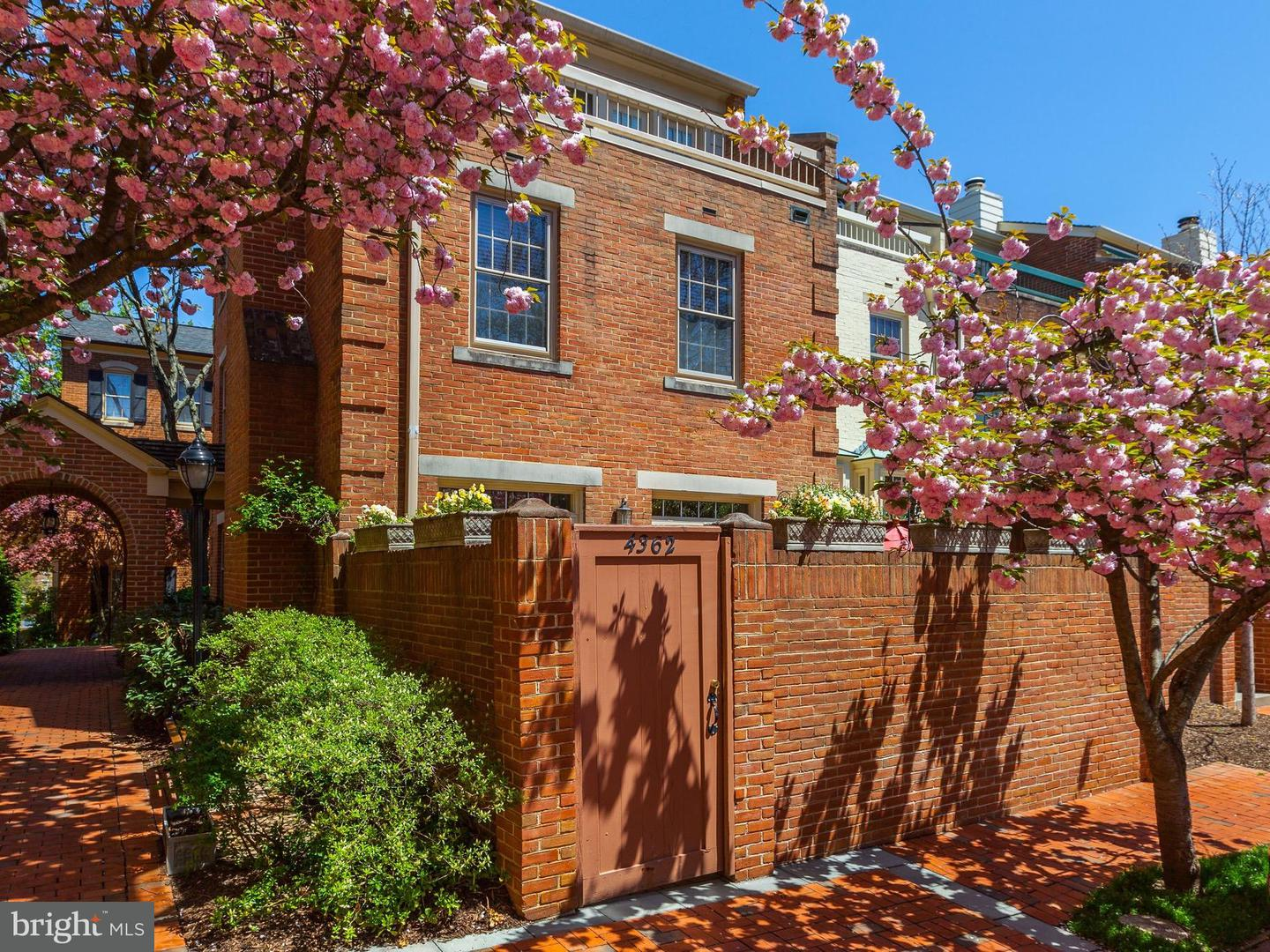 Single Family for Sale at 4362 Westover Pl NW Washington, District Of Columbia 20016 United States