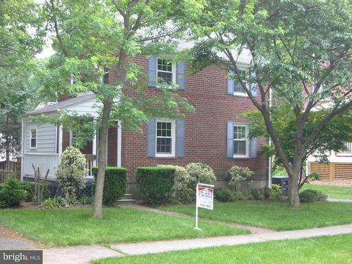 Single Family Home for Sale at 329 Edison St N 329 Edison St N Arlington, Virginia 22203 United States