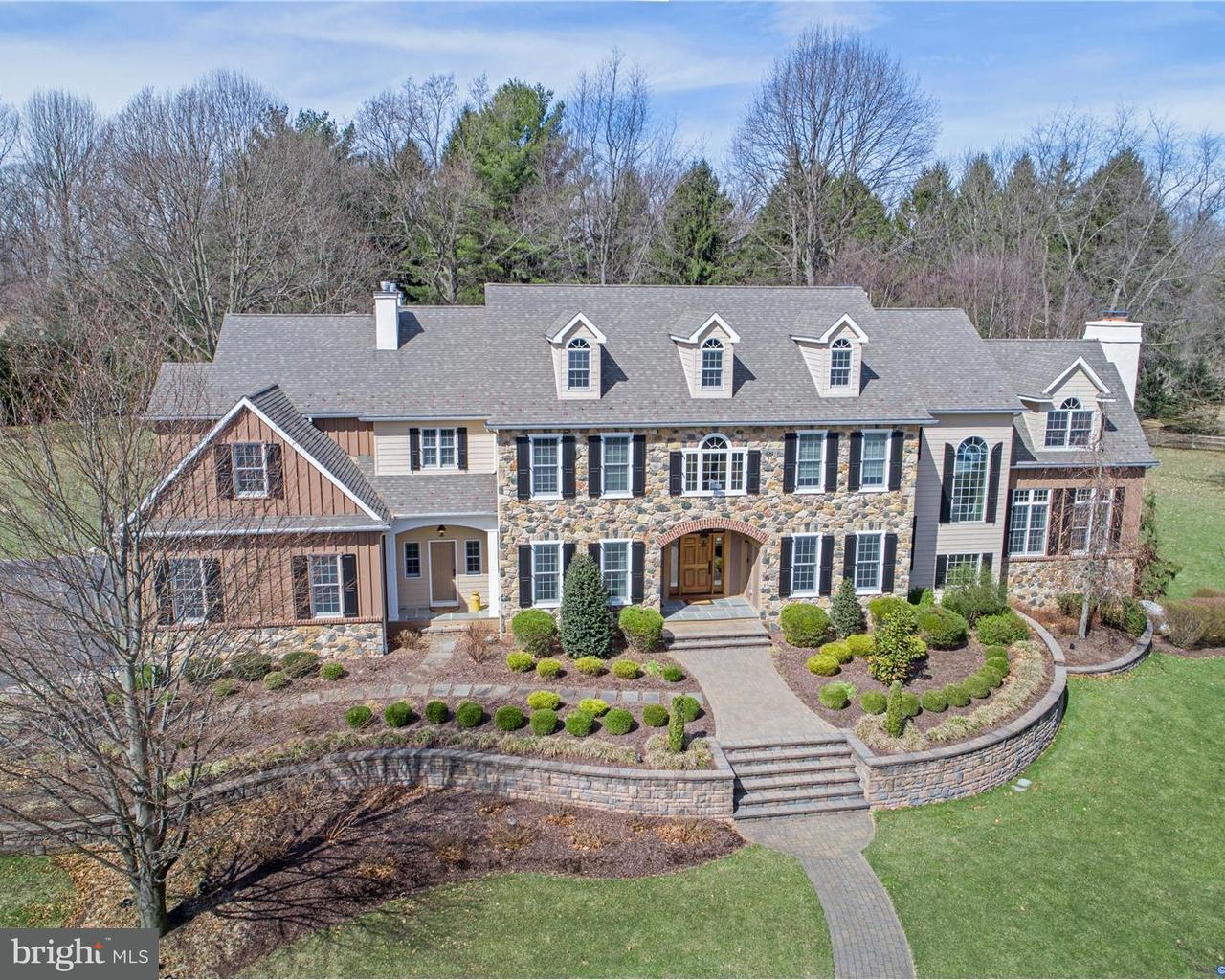 Tek Ailelik Ev için Satış at 560 MEADOWLARK Lane Hockessin, Delaware 19707 Amerika Birleşik Devletleri