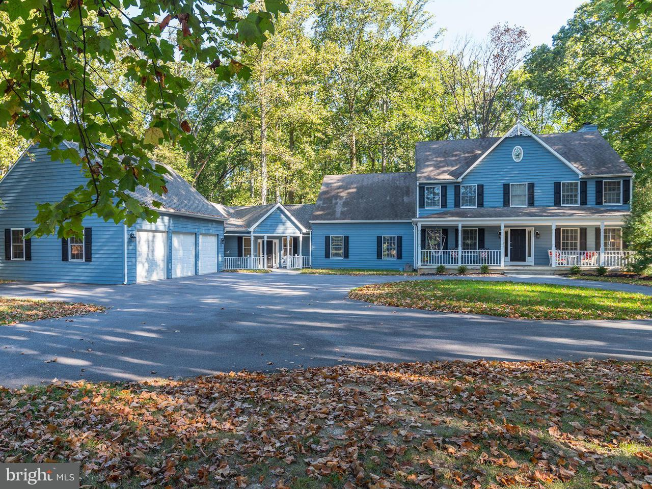 Single Family Home for Sale at 12106 Mayapple Drive 12106 Mayapple Drive Marriottsville, Maryland 21104 United States
