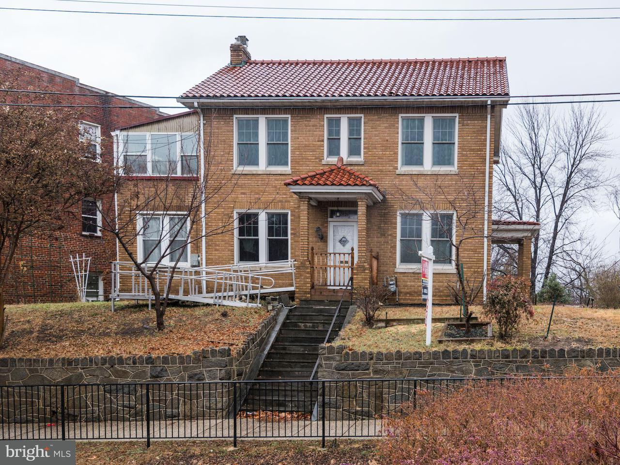 Single Family Home for Sale at 2826 Pennsylvania Ave Se 2826 Pennsylvania Ave Se Washington, District Of Columbia 20020 United States
