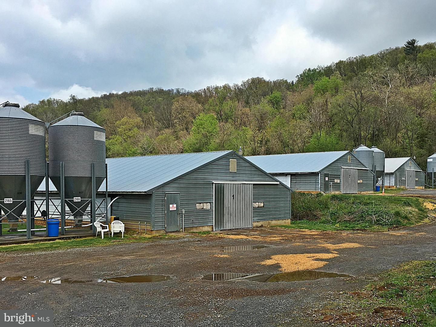 Commercial for Sale at 1980 Balkamore Hill Rd Stanley, Virginia 22851 United States