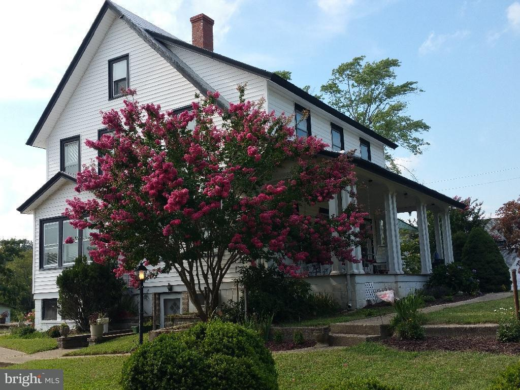 Single Family Home for Sale at 4110 Old Town Road 4110 Old Town Road Huntingtown, Maryland 20639 United States