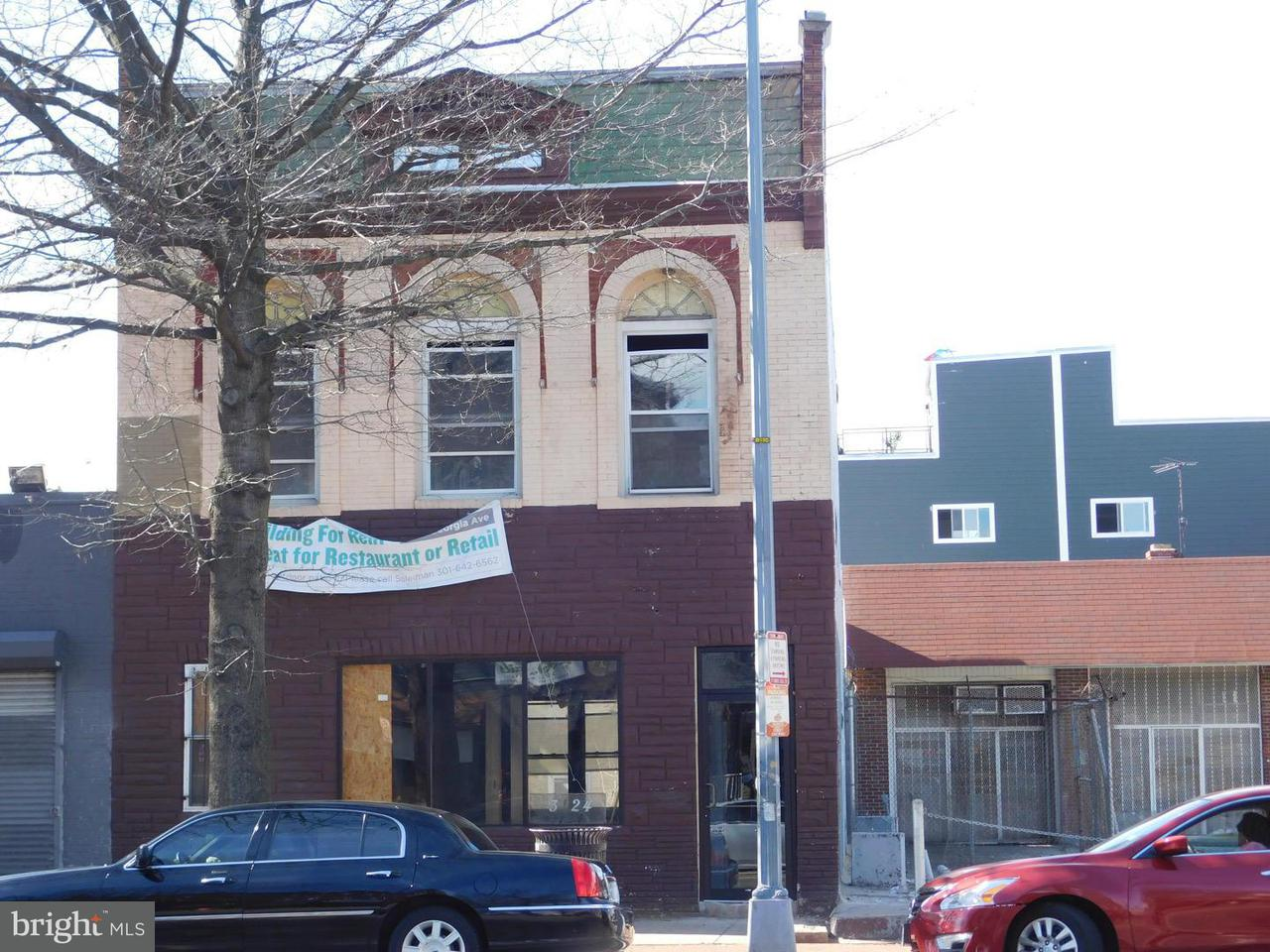 Commercial for Sale at 3124 Georgia Ave NW Washington, District Of Columbia 20010 United States