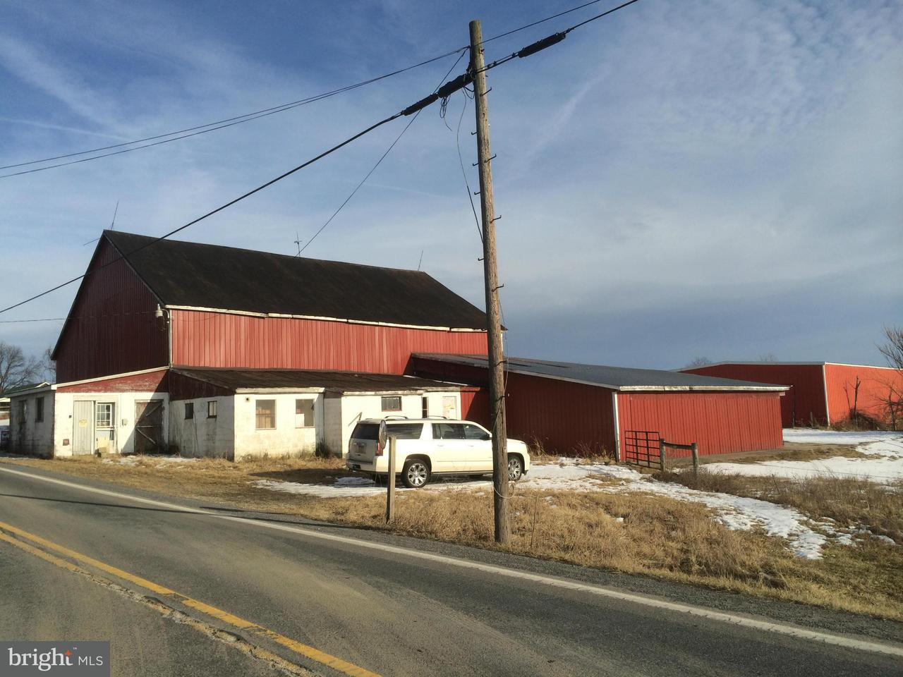Land for Sale at Warmspring Rd Chambersburg, Pennsylvania 17202 United States